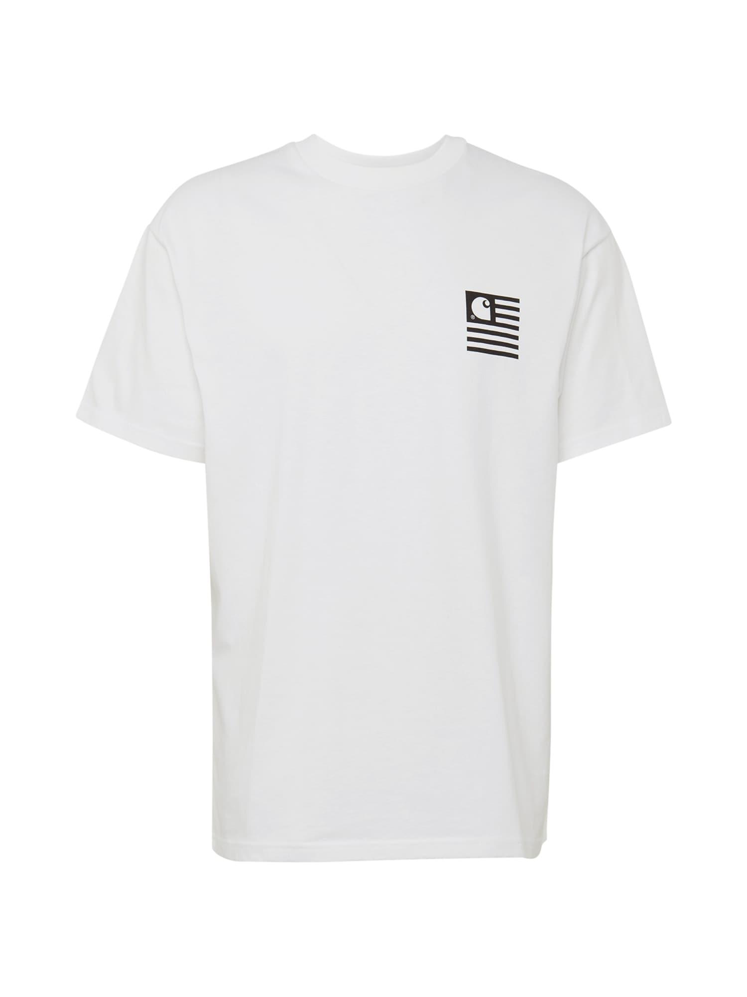 Carhartt WIP Tričko 'Chromo'  bílá
