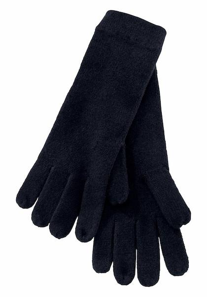 Handschuhe für Frauen - J. Jayz Strickhandschuhe ultramarinblau  - Onlineshop ABOUT YOU