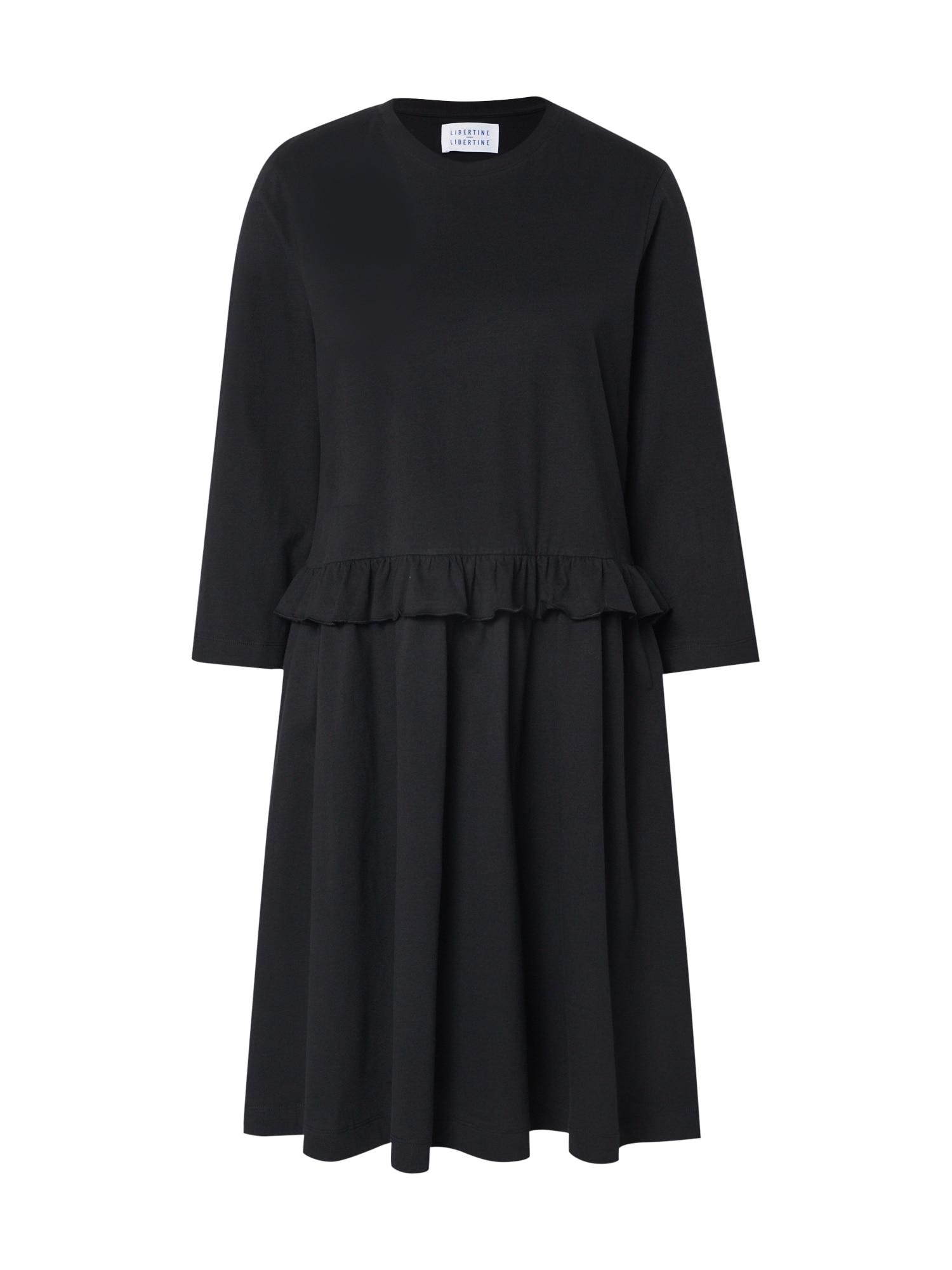 Libertine-Libertine Šaty 'CURL'  černá