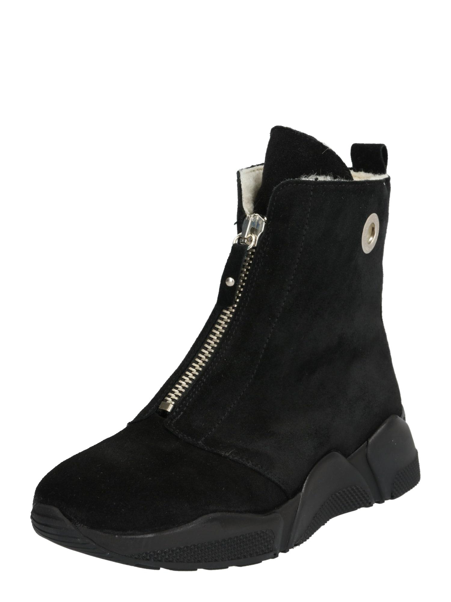 Ca Shott Aulinukai 'Boots' juoda