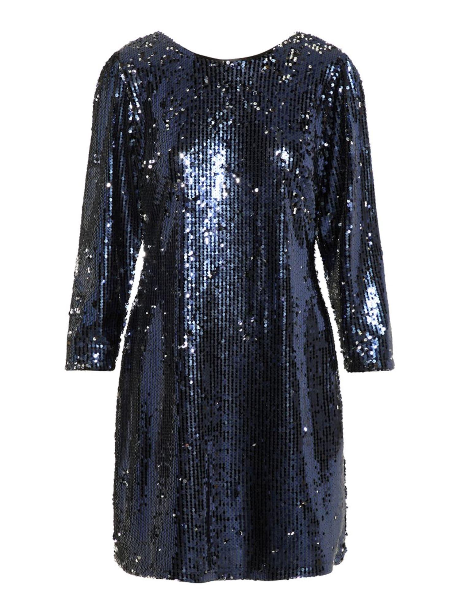 Y.A.S Kokteilové šaty 'BETTE'  čierna