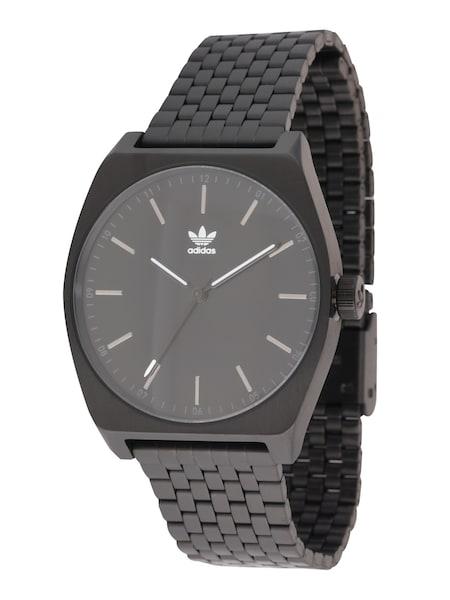 Uhren für Frauen - ADIDAS ORIGINALS Armbanduhr 'Process M1' schwarz  - Onlineshop ABOUT YOU