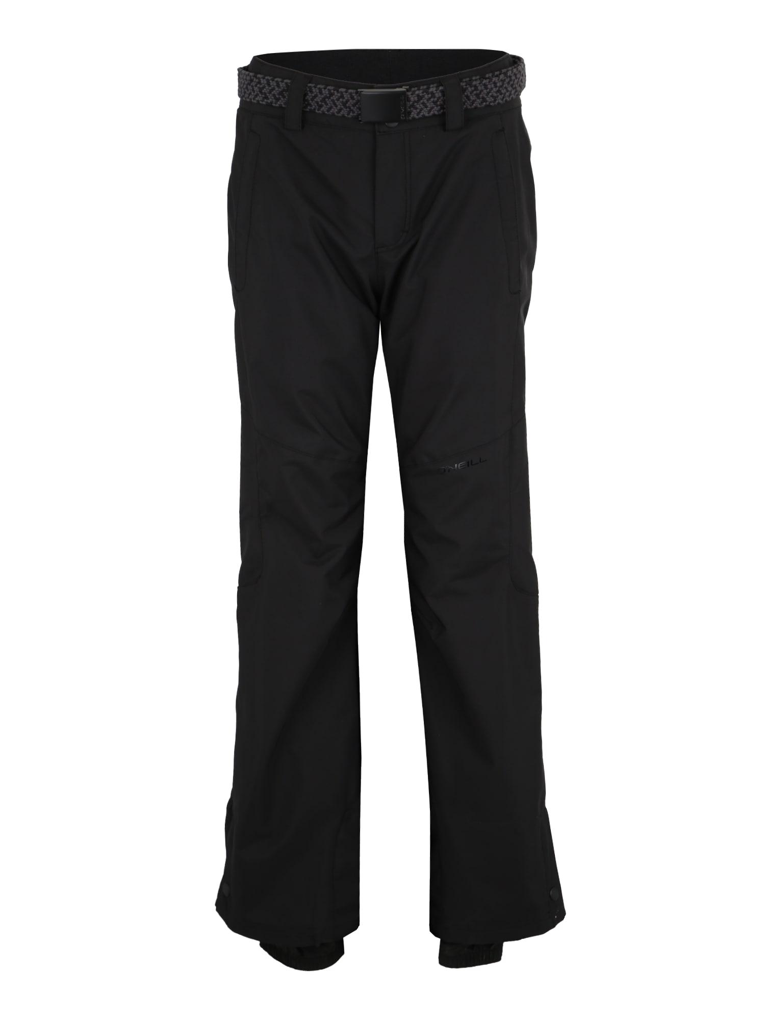 ONEILL Outdoorové kalhoty STAR černá O'NEILL