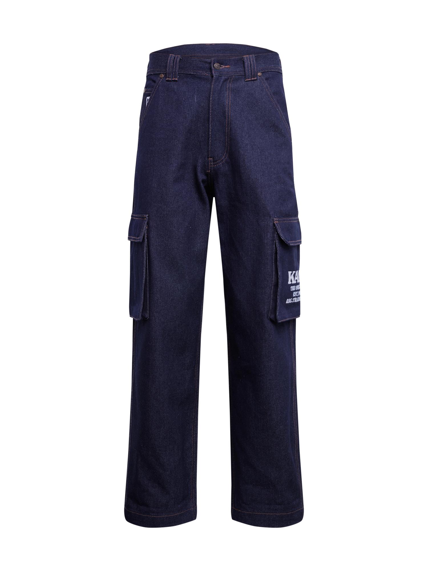 Karl Kani Džinsai tamsiai (džinso) mėlyna