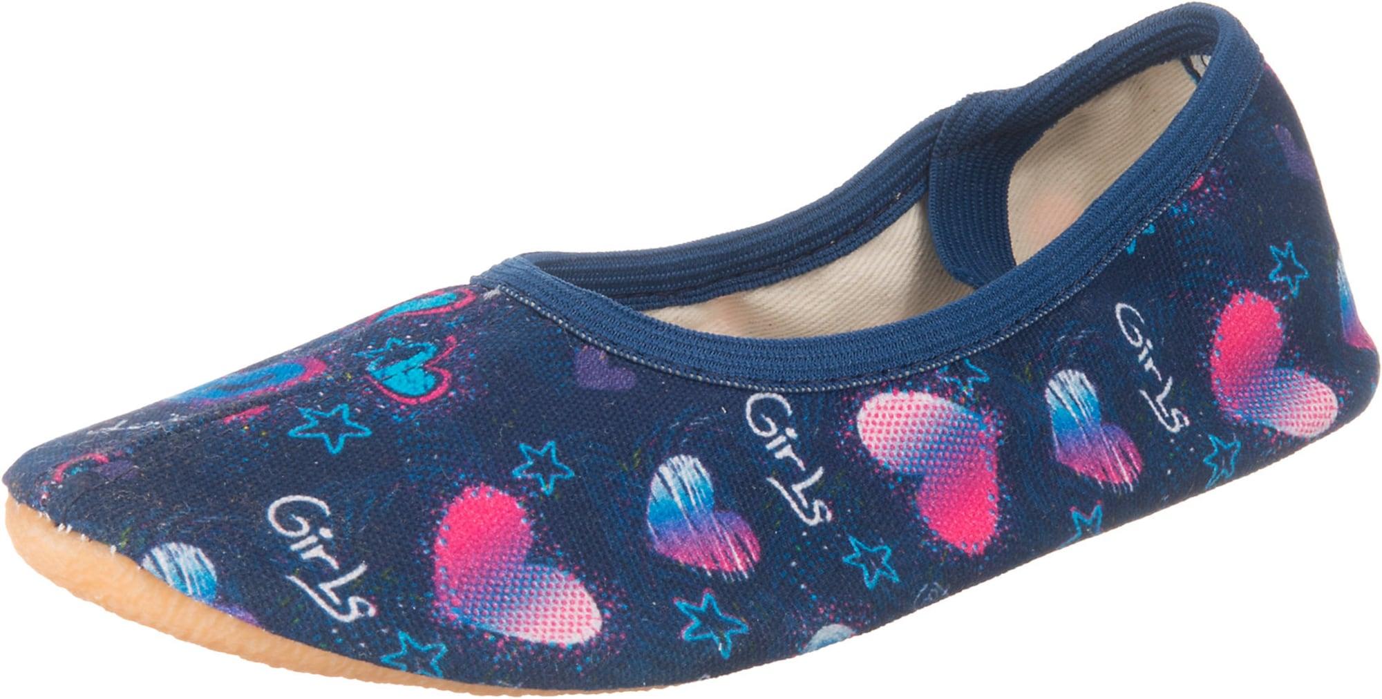BECK Sportiniai batai balta / mėlyna / rožinė