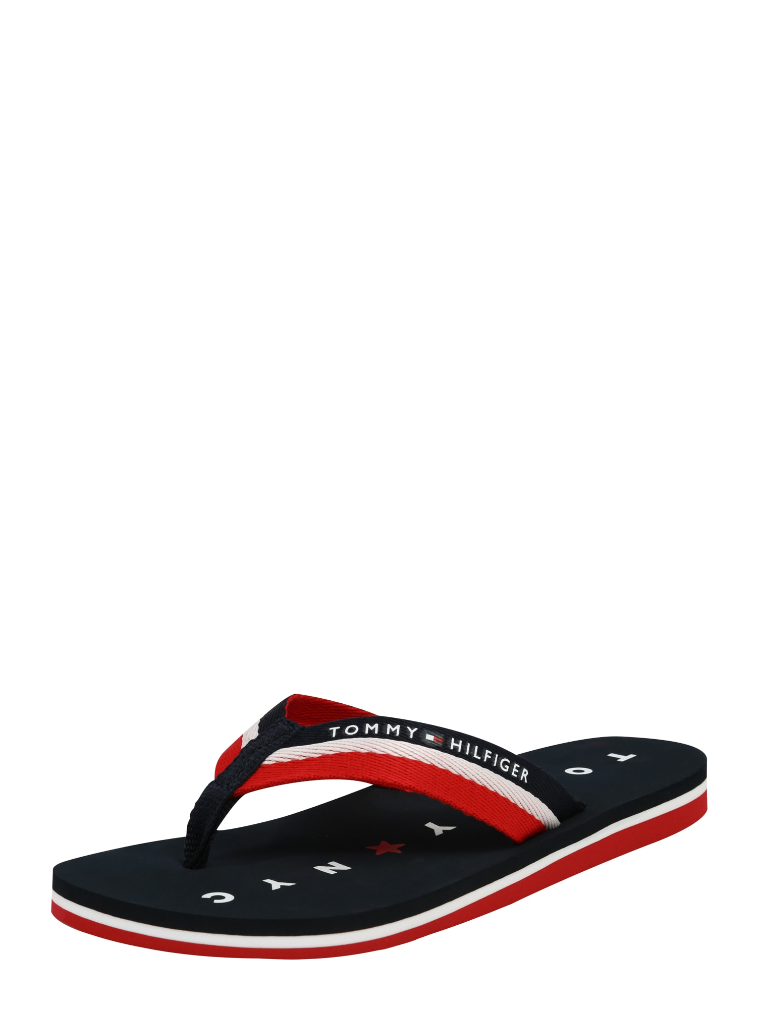 Bade-Pantolette 'LOVES NY BEACH' | Schuhe > Badeschuhe | Tommy Hilfiger