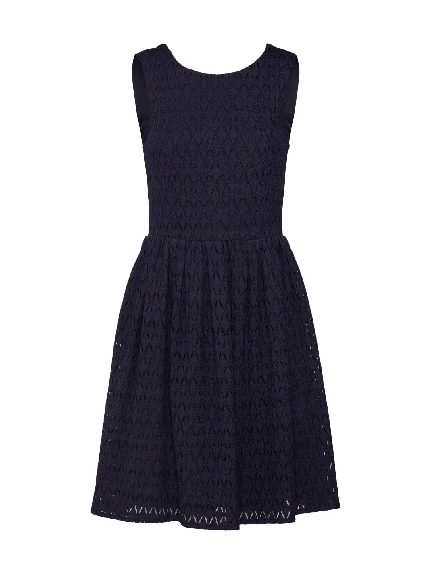 Šaty Rose noční modrá ONLY