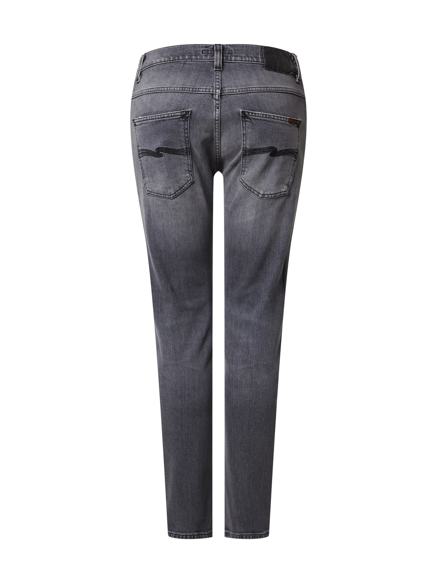 Nudie Jeans Co Jeans 'Grim Tim'  grå denim