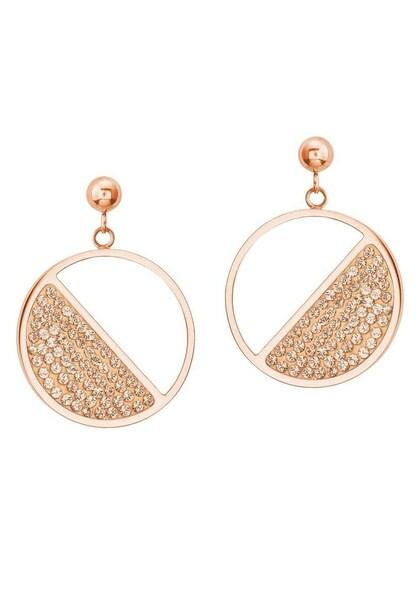 Ohrringe für Frauen - S.Oliver RED LABEL Ohrstecker '2024274' rosegold  - Onlineshop ABOUT YOU