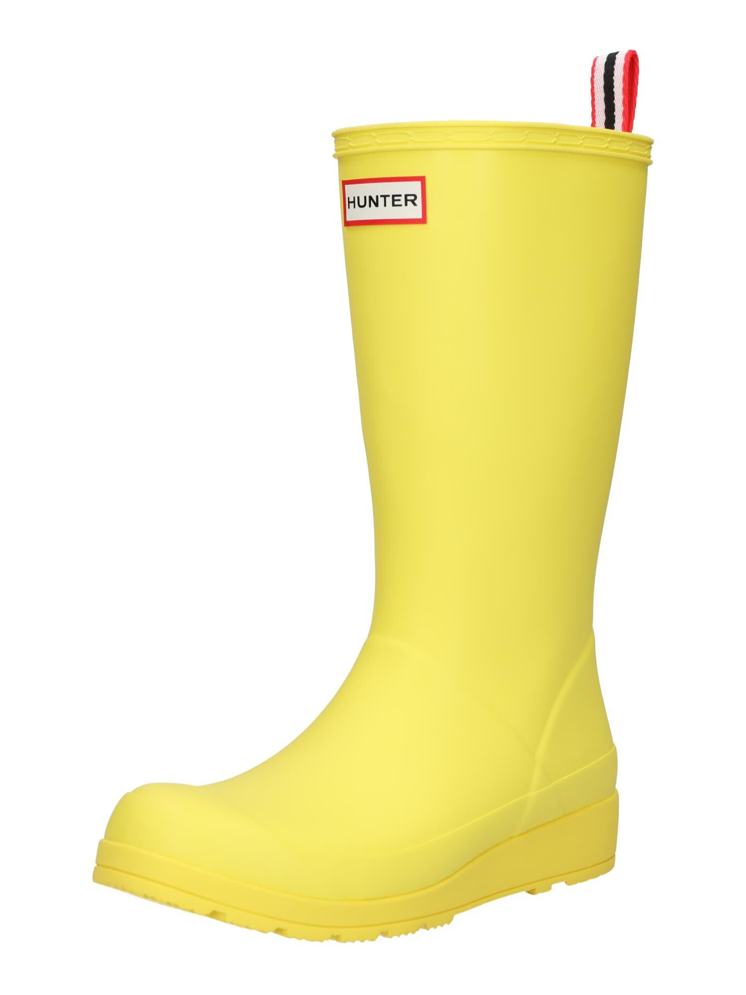 Holínky Original Play Boot žlutá HUNTER