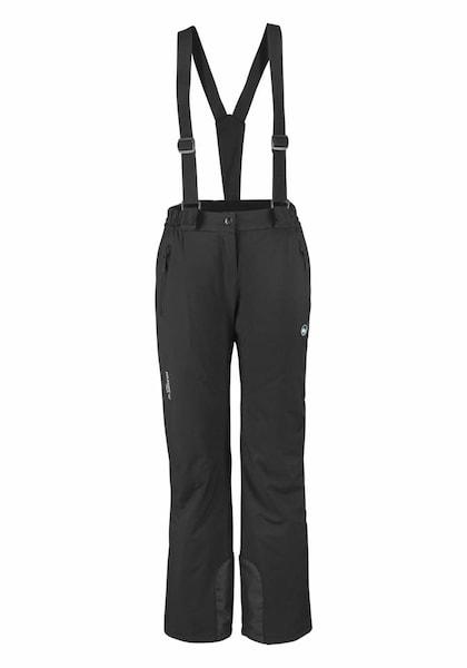 Hosen für Frauen - POLARINO Skihose schwarz  - Onlineshop ABOUT YOU
