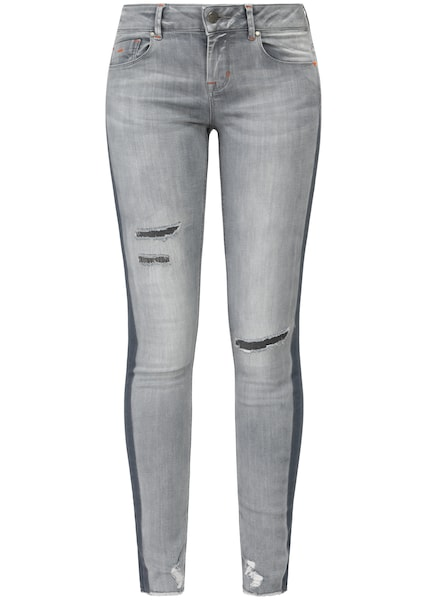 Hosen - Jeans 'Sina' › Miracle of Denim › grau  - Onlineshop ABOUT YOU