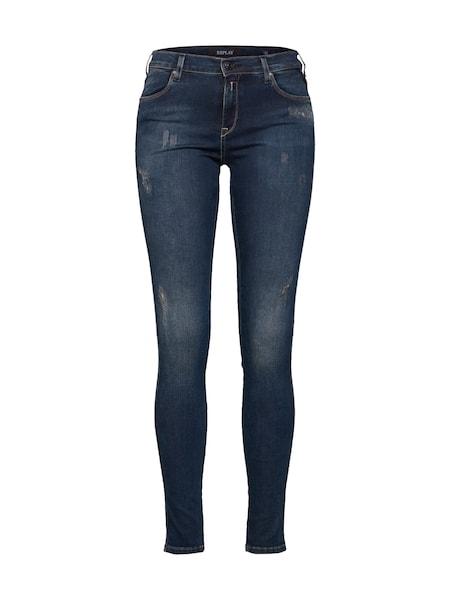 Hosen - Jeans 'Stella HYPERFLEX' › Replay › blue denim  - Onlineshop ABOUT YOU