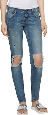 One Teaspoon Skinny Jeans 'Loonies'