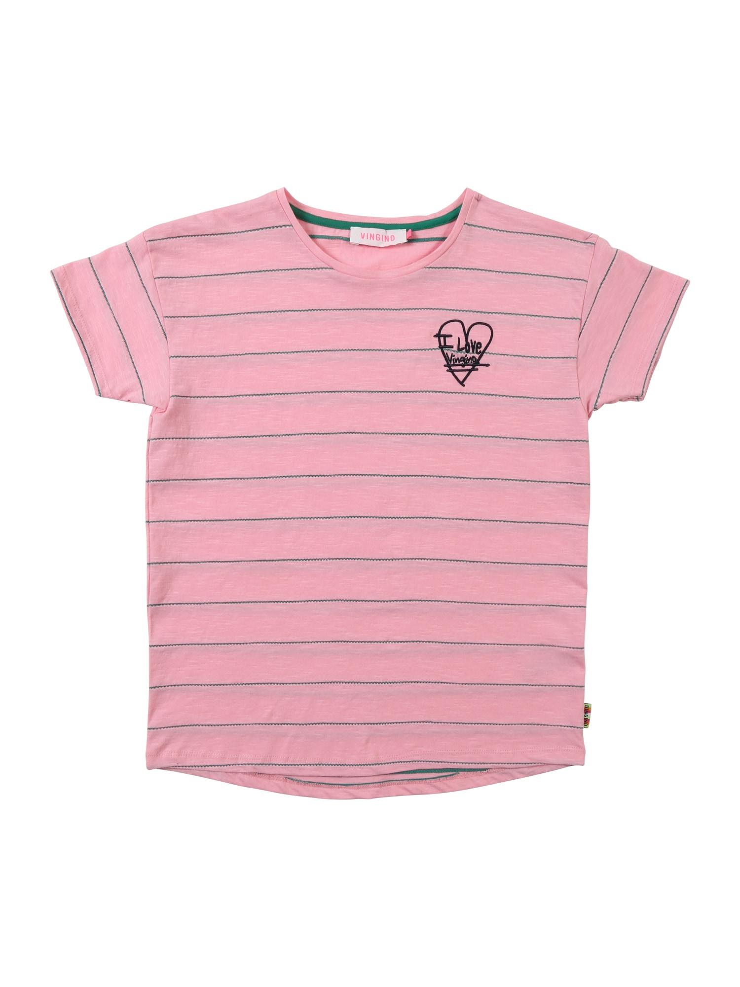 Tričko Haney růžová VINGINO