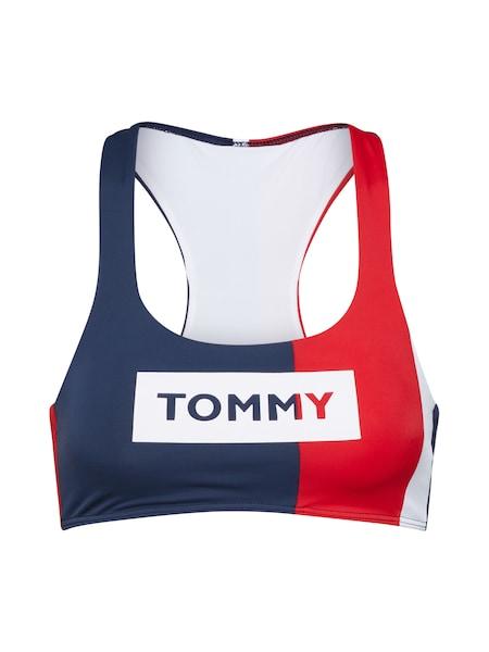 Bademode - Bikinitop › Tommy Hilfiger Underwear › weiß dunkelblau rot  - Onlineshop ABOUT YOU