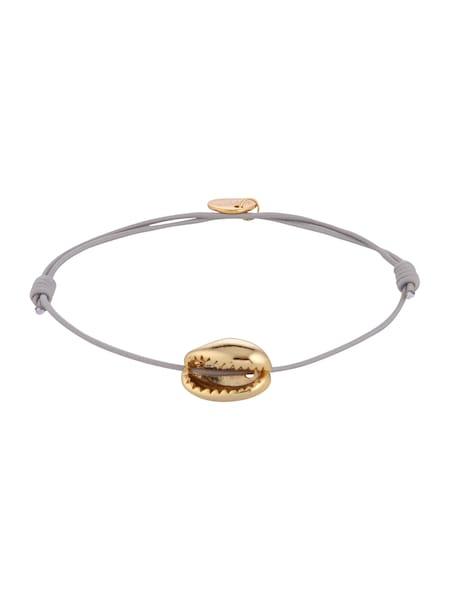 Armbaender für Frauen - Lua Accessories Armschmuck 'Beanie' gold grau  - Onlineshop ABOUT YOU