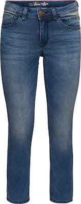 TOM TAILOR Jeans 'Alexa 7/8'