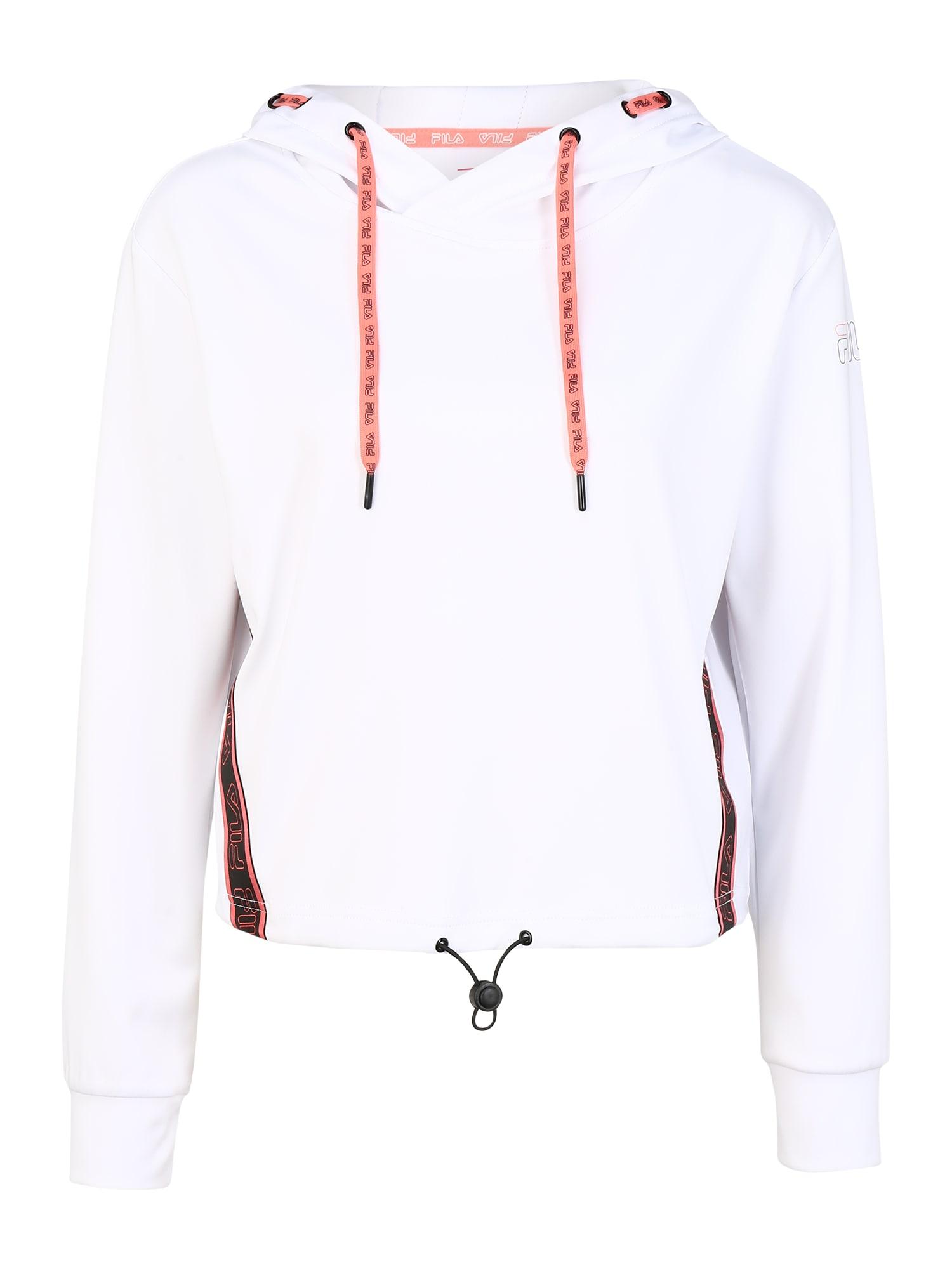 FILA Sportinio tipo megztinis balta
