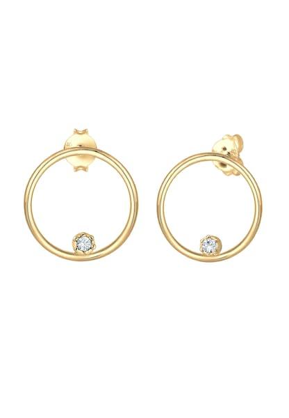 Ohrringe für Frauen - ELLI Ohrringe gold  - Onlineshop ABOUT YOU