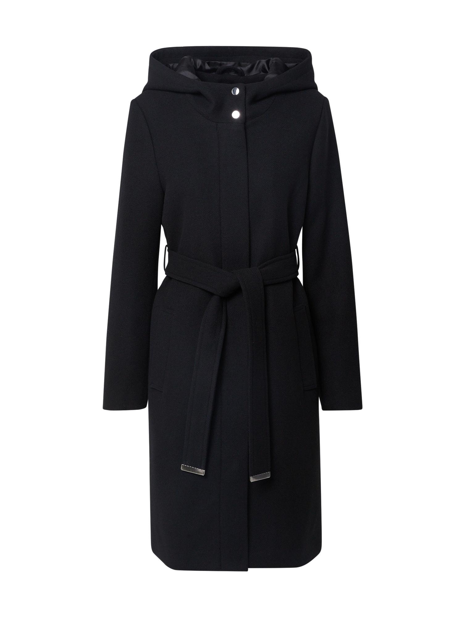 ABOUT YOU Žieminis paltas juoda