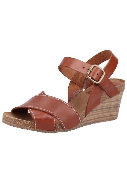 Sandalen für Frauen - KICKERS Sandalen braun  - Onlineshop ABOUT YOU