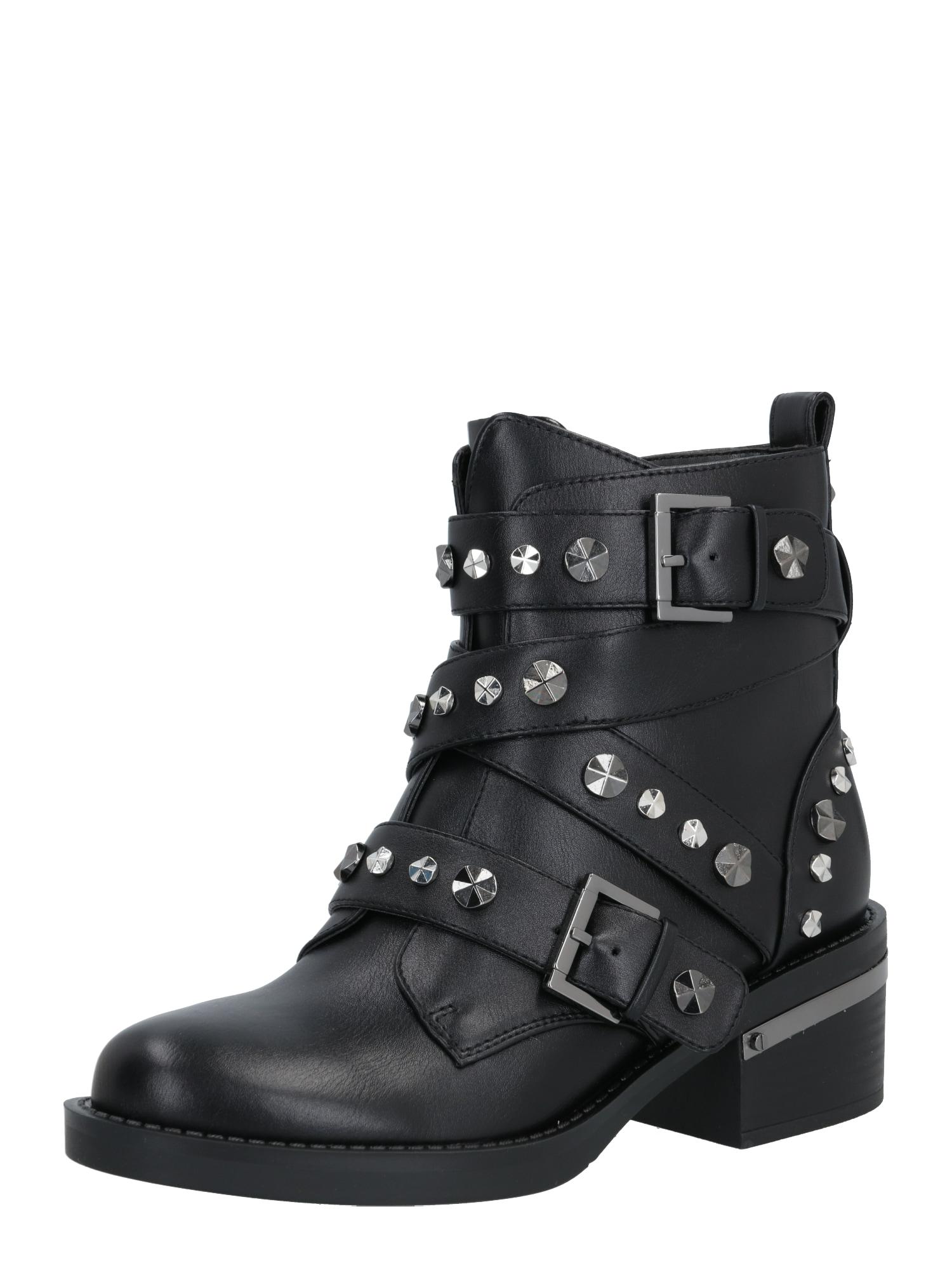 GUESS Auliniai batai juoda