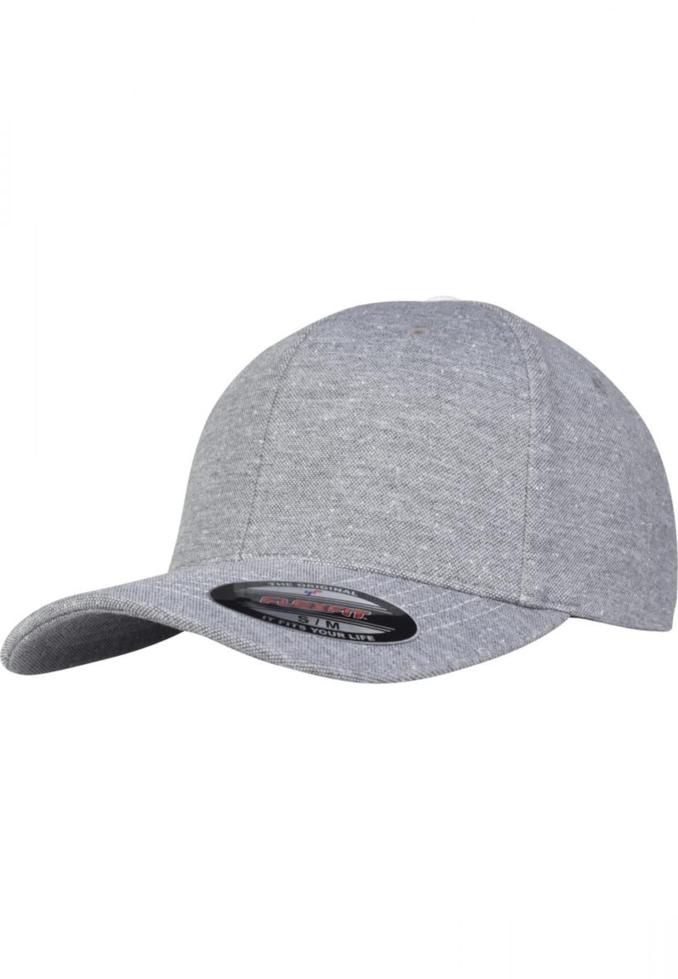 Flexfit Kepurė margai pilka