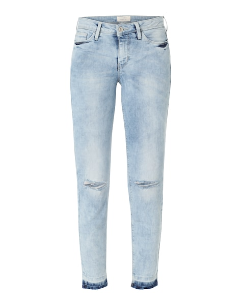 Hosen für Frauen - TOM TAILOR DENIM Extra Skinny 7 8 Jeans 'Jona' blue denim  - Onlineshop ABOUT YOU