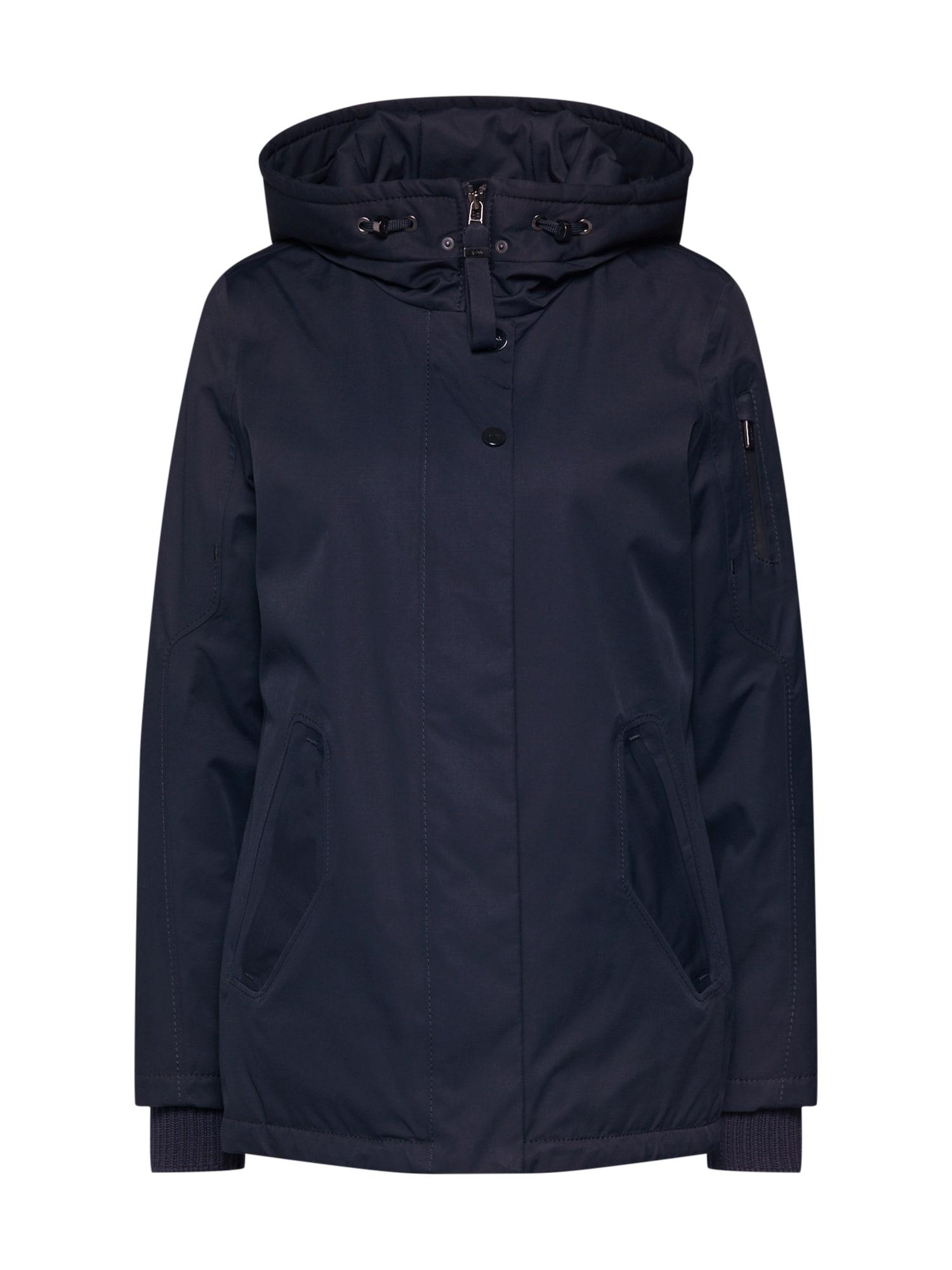 g-lab Prechodná bunda 'ANNIE'  námornícka modrá