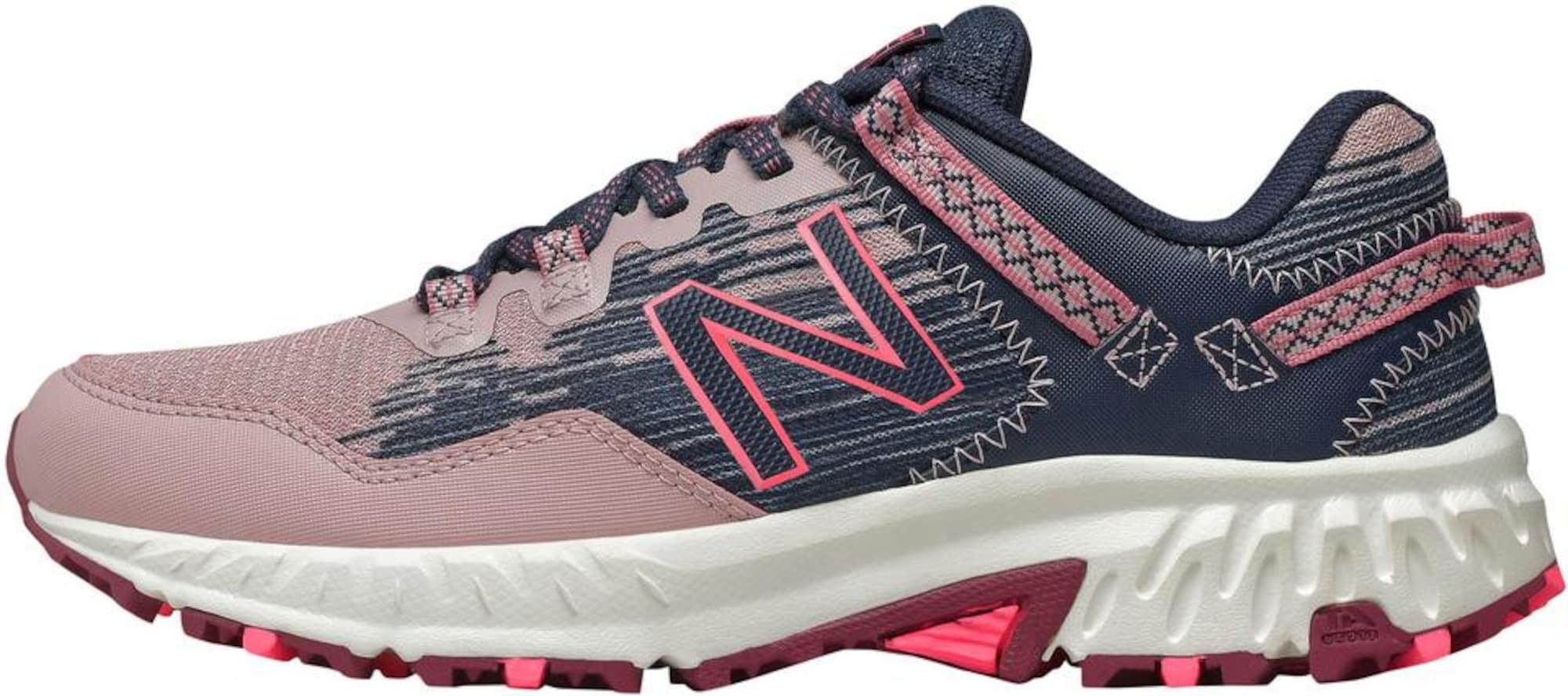 new balance Sportiniai batai ryškiai rožinė spalva / tamsiai mėlyna