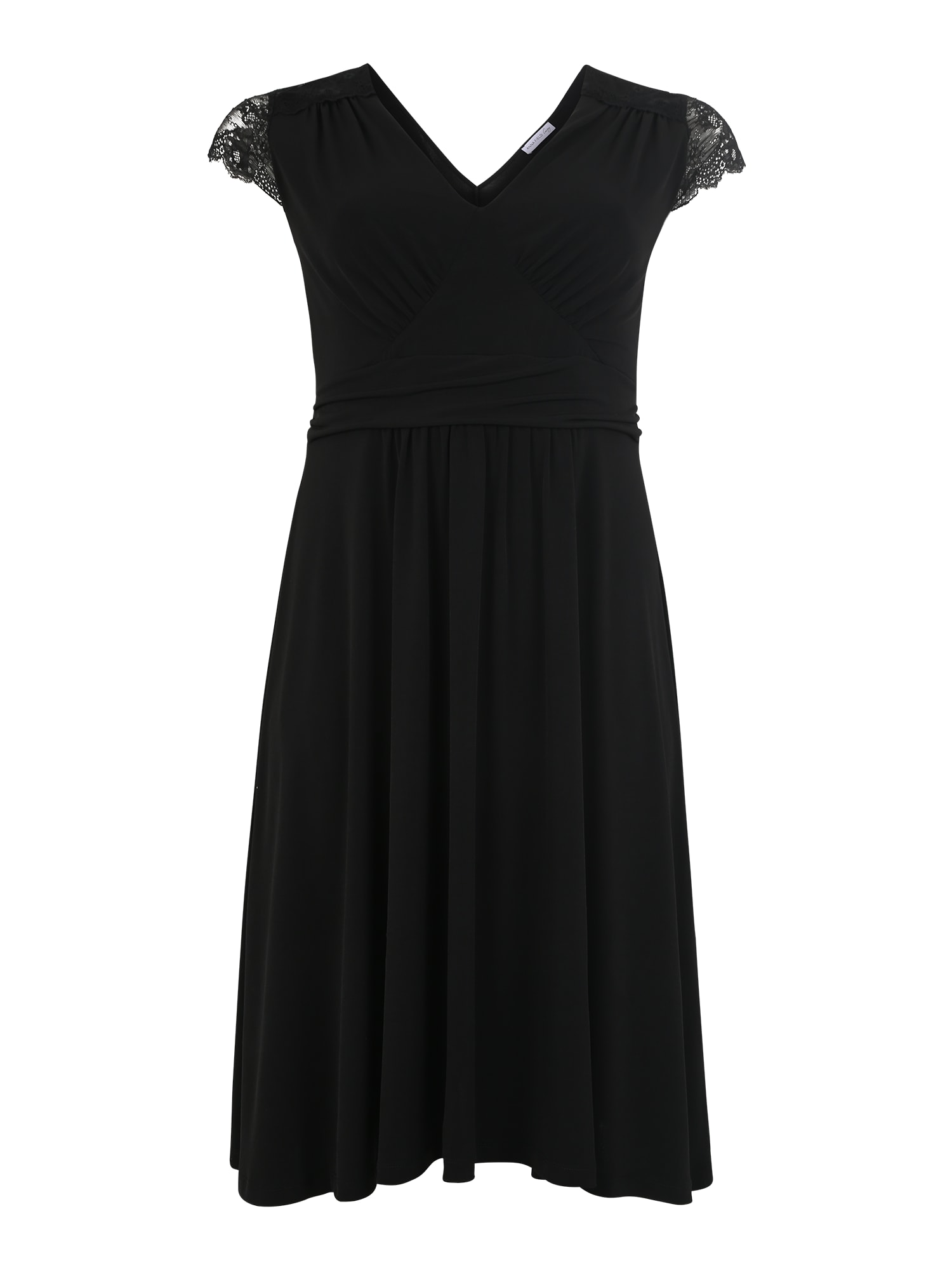 Šaty černá Anna Field Curvy