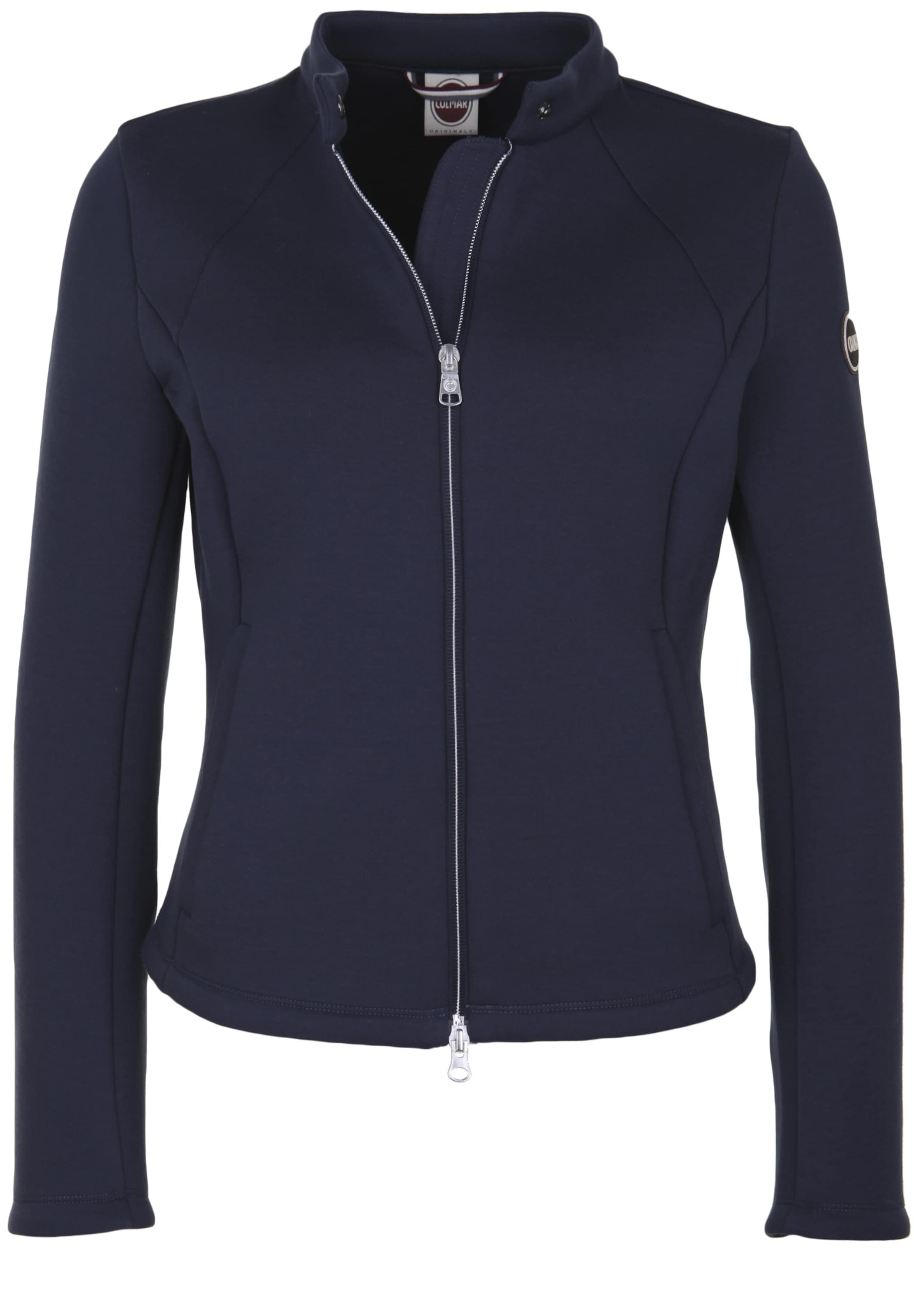 Colmar Damen Übergangsjacke RUNWAY blau | 08300982927541