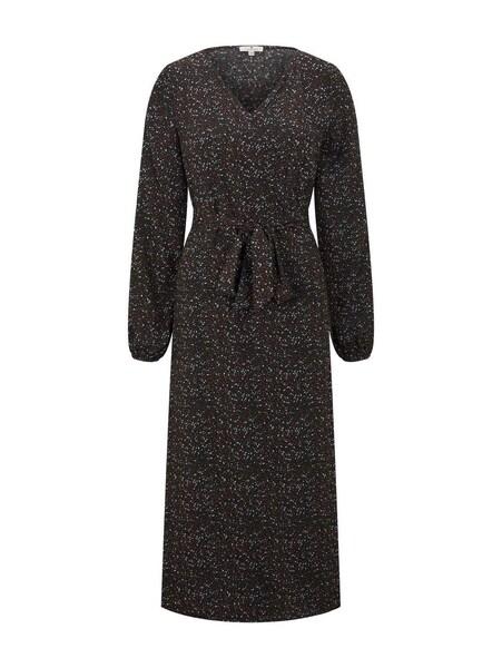 Kleider - Kleid › Tom Tailor › mischfarben schwarz  - Onlineshop ABOUT YOU