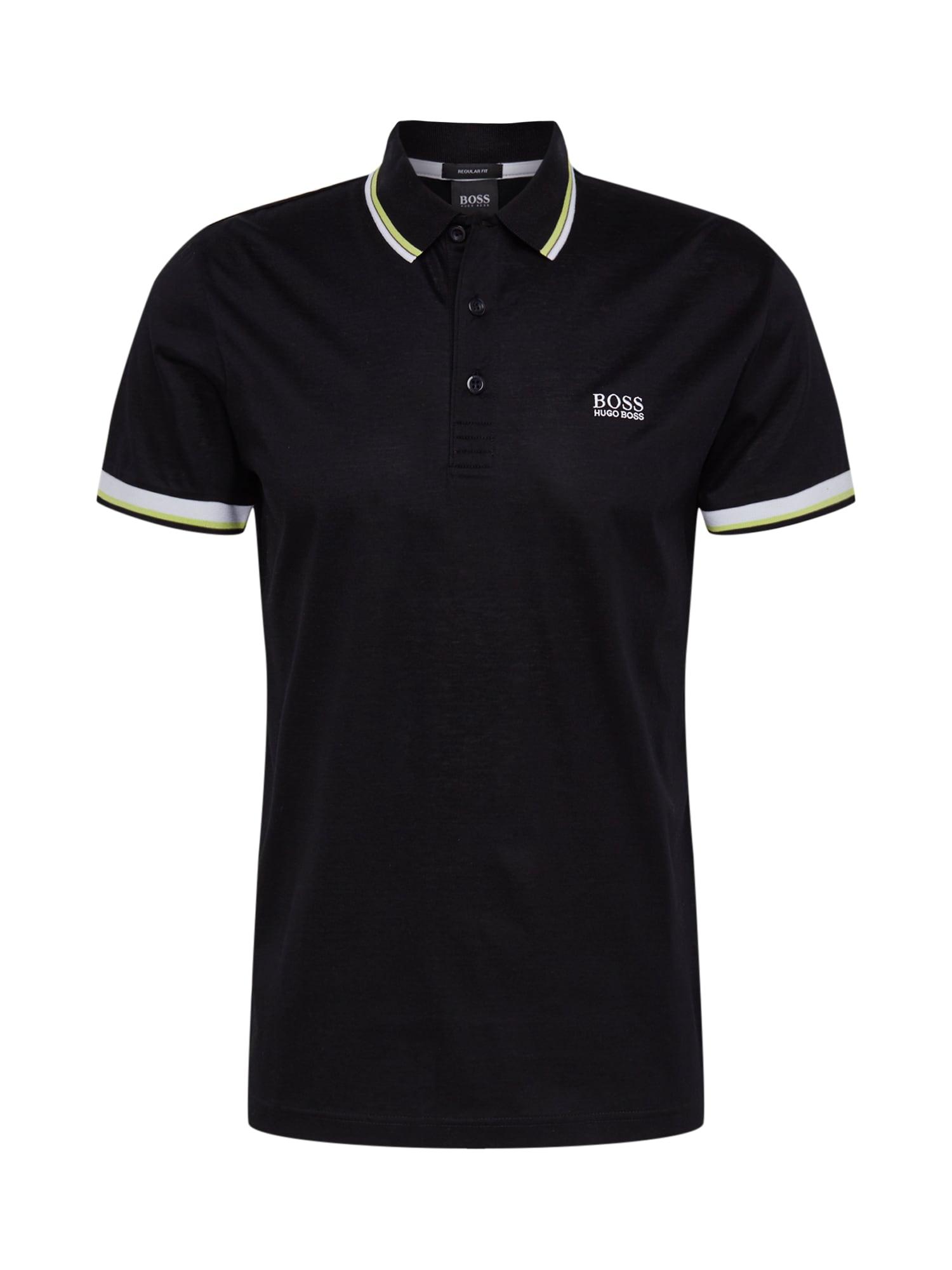 BOSS ATHLEISURE Marškinėliai 'Paddy AP' juoda