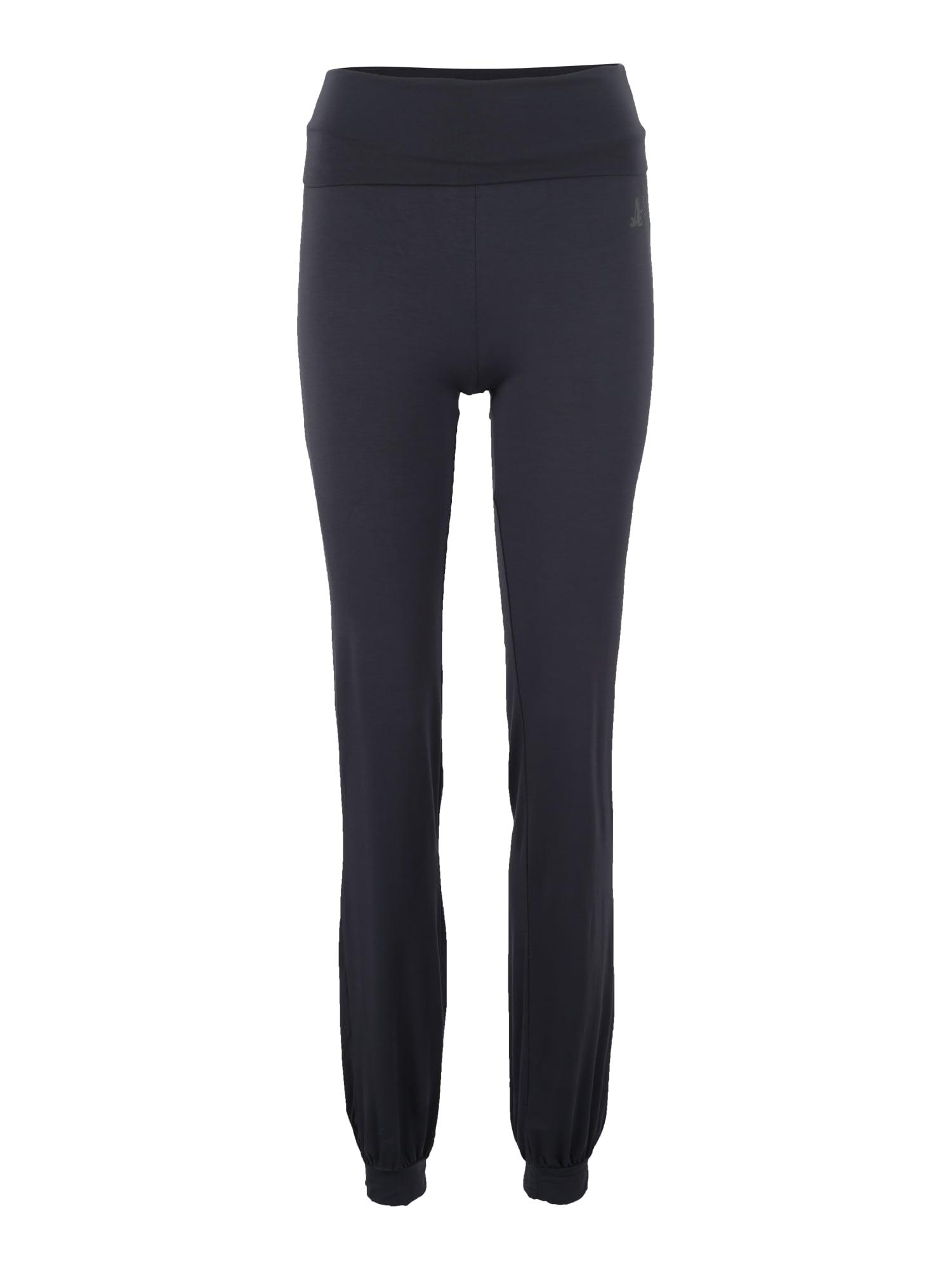 Sportovní kalhoty šedá CURARE Yogawear
