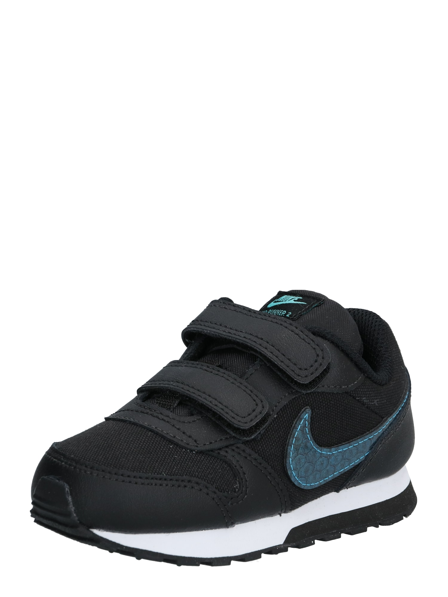 Nike Sportswear Sportbačiai 'Runner 2 Dragon' antracito / juoda / mėlyna