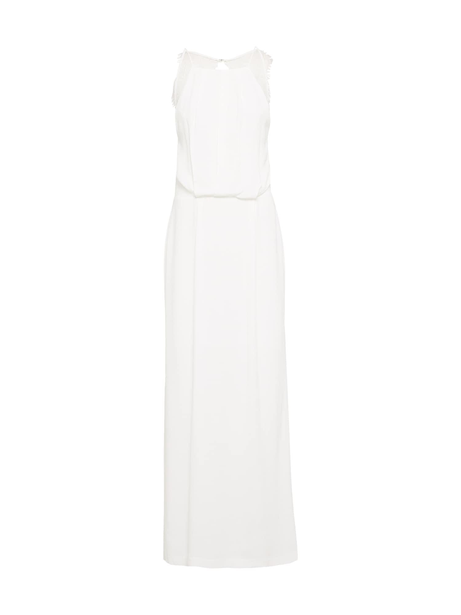 Společenské šaty Willow 5687 barva bílé vlny Samsoe & Samsoe