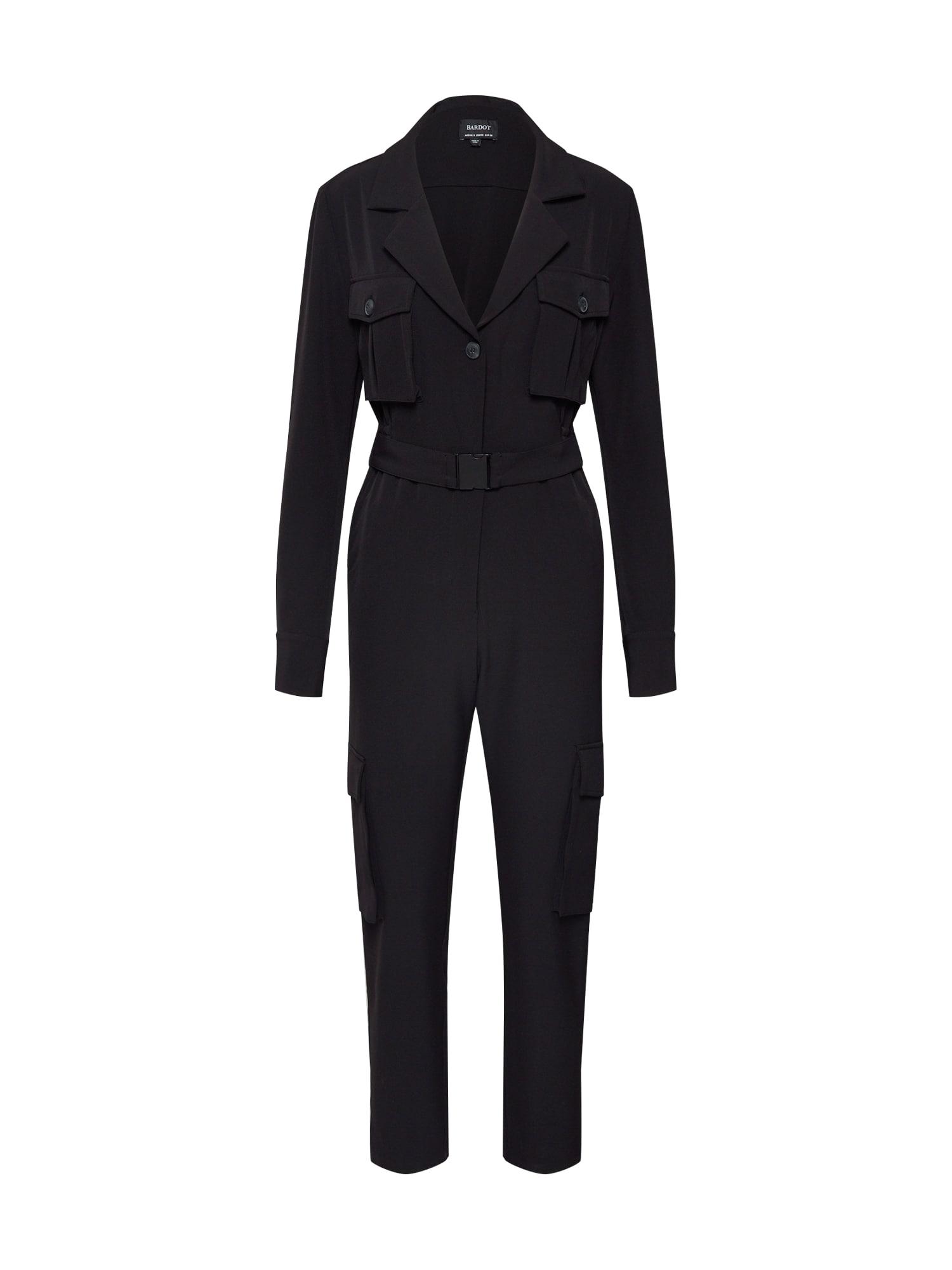 Bardot Kombinezono tipo kostiumas 'BETHANY' juoda