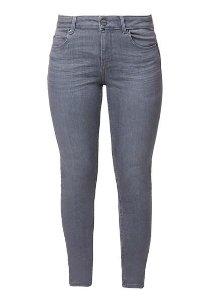 Hosen - Jeans 'MIA' › HALLHUBER › grau  - Onlineshop ABOUT YOU