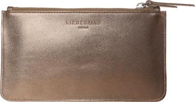 Liebeskind Berlin Kosmetiktasche in Metall-Look