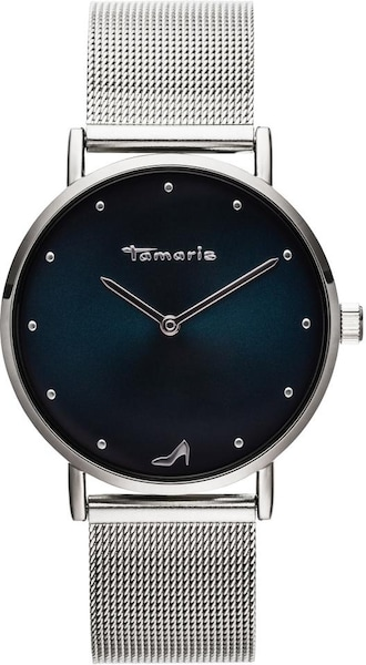 Uhren für Frauen - Uhr 'Anda, TW045' › tamaris › schwarz silber  - Onlineshop ABOUT YOU