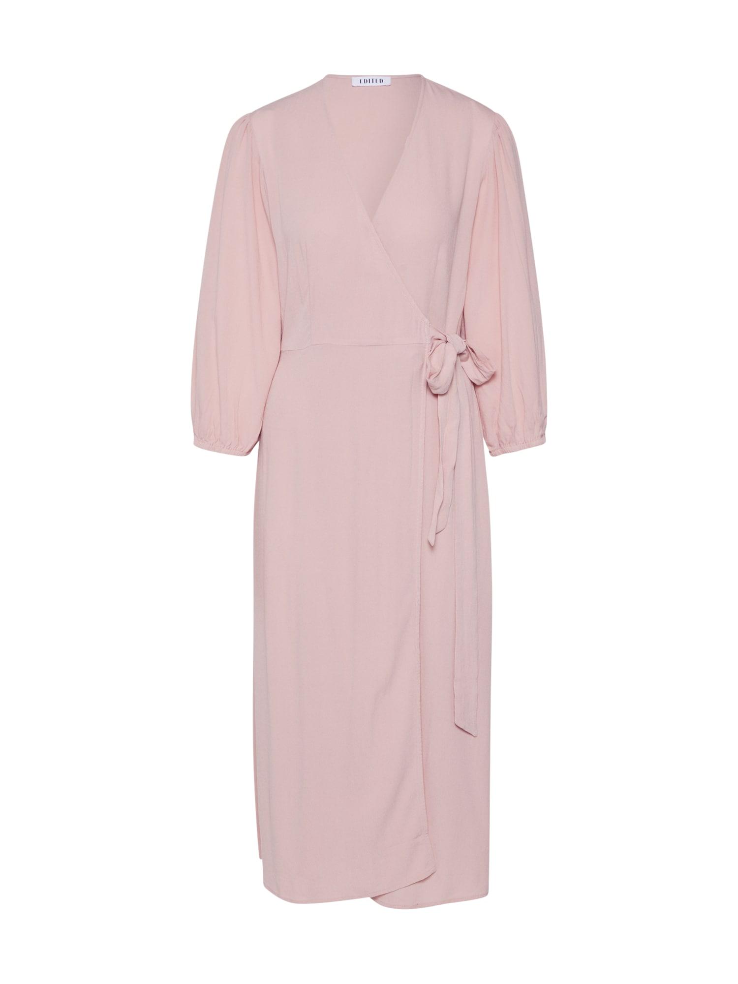 EDITED Suknelė 'Alene' rožinė / rožių spalva