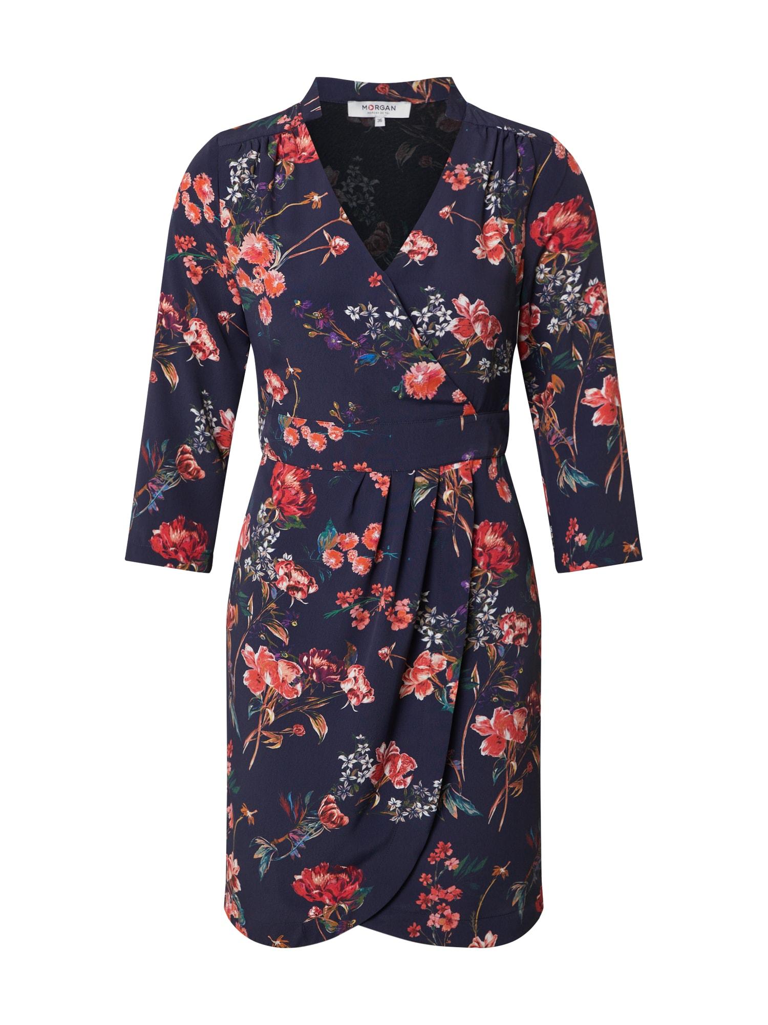 Morgan Suknelė tamsiai mėlyna jūros spalva