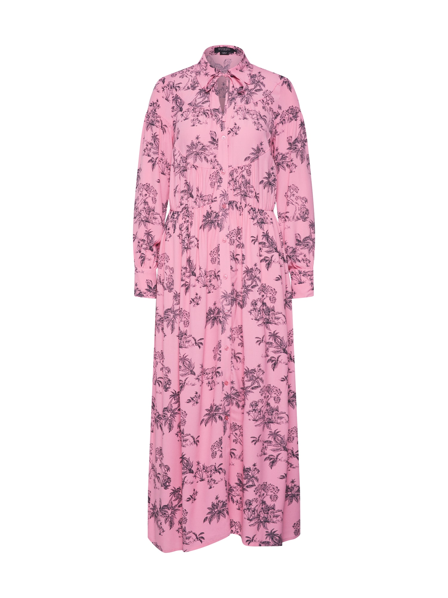 Letní šaty růžová SOAKED IN LUXURY