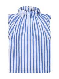 DRYKORN Damen Top IRENE blau,weiß | 04056816047339