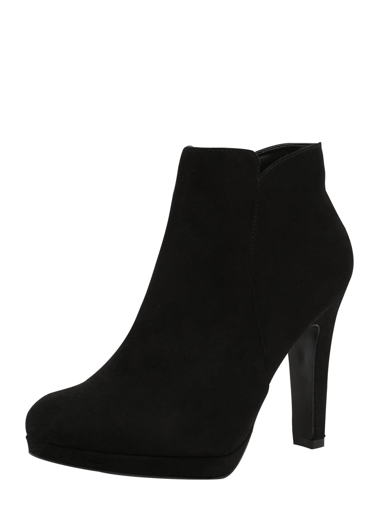 Kotníkové boty Adriana černá ABOUT YOU