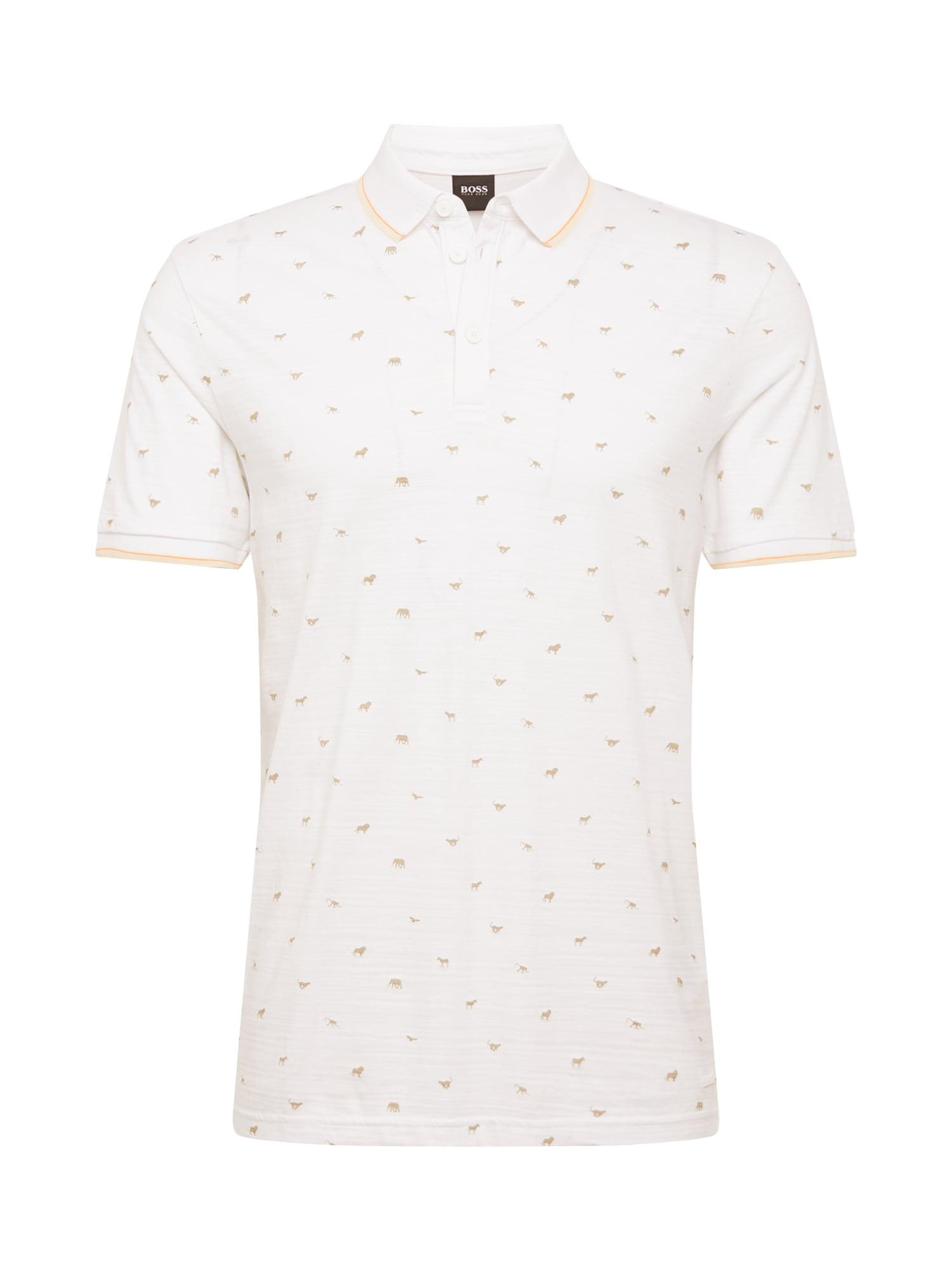 BOSS Marškinėliai 'Pejack' balta