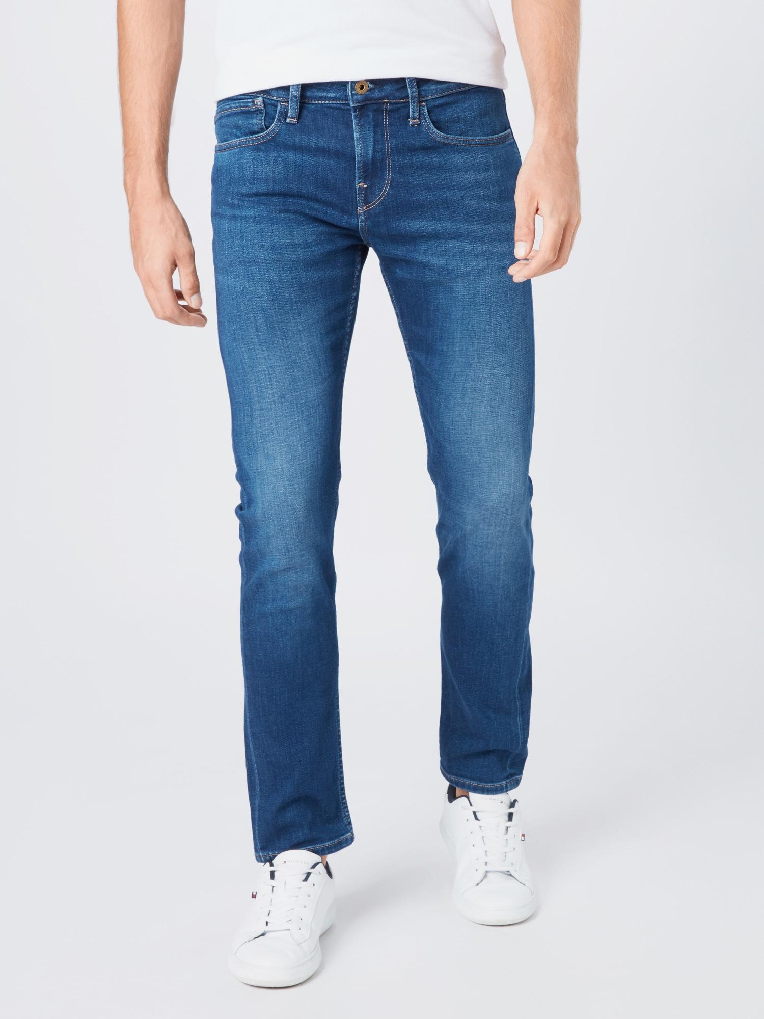 Pepe Jeans Jeans 'HATCH 5PKT'  blå denim