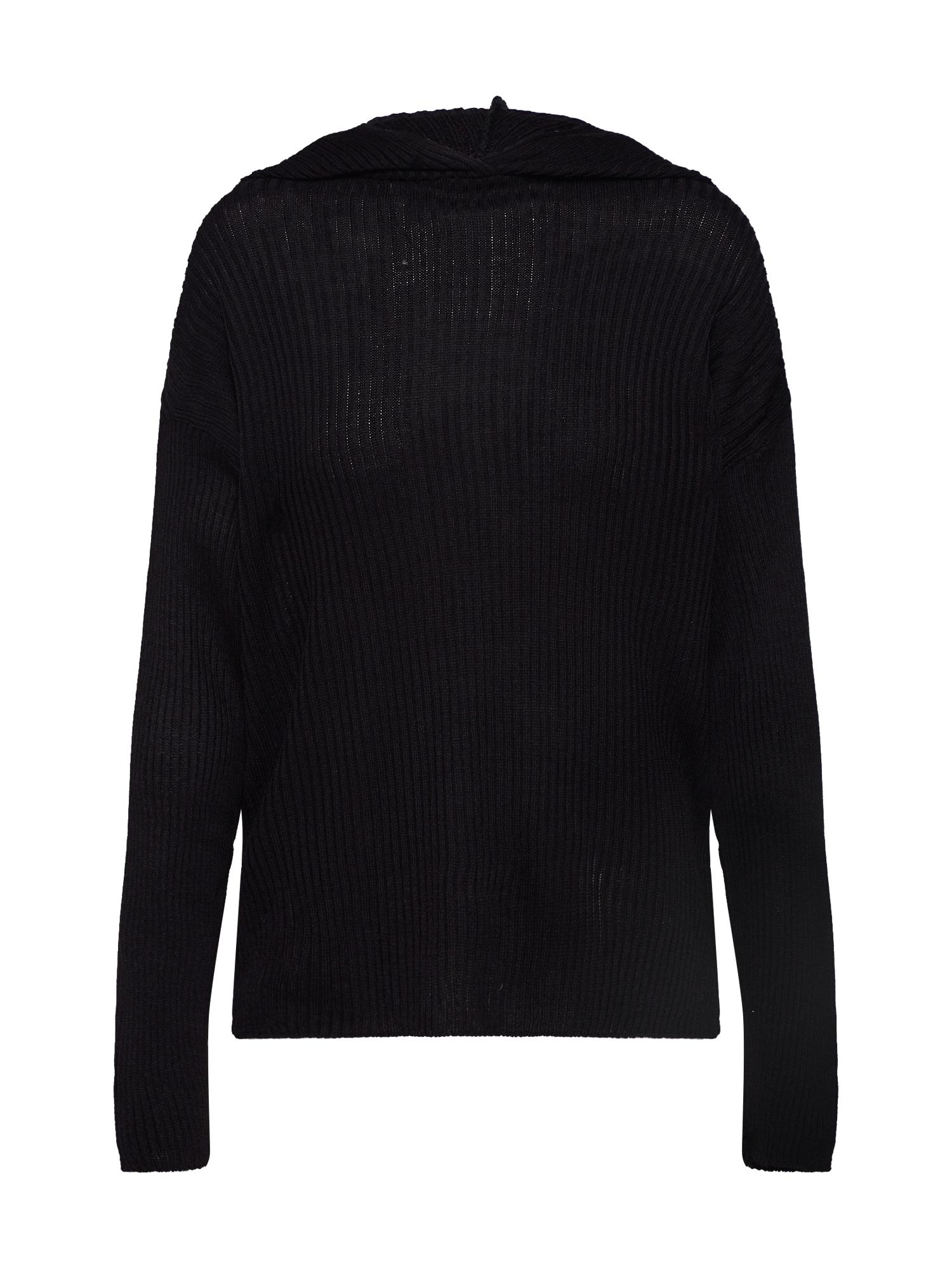 Damen GLAMOROUS Pullover  'LC1024' schwarz | 05057576841709